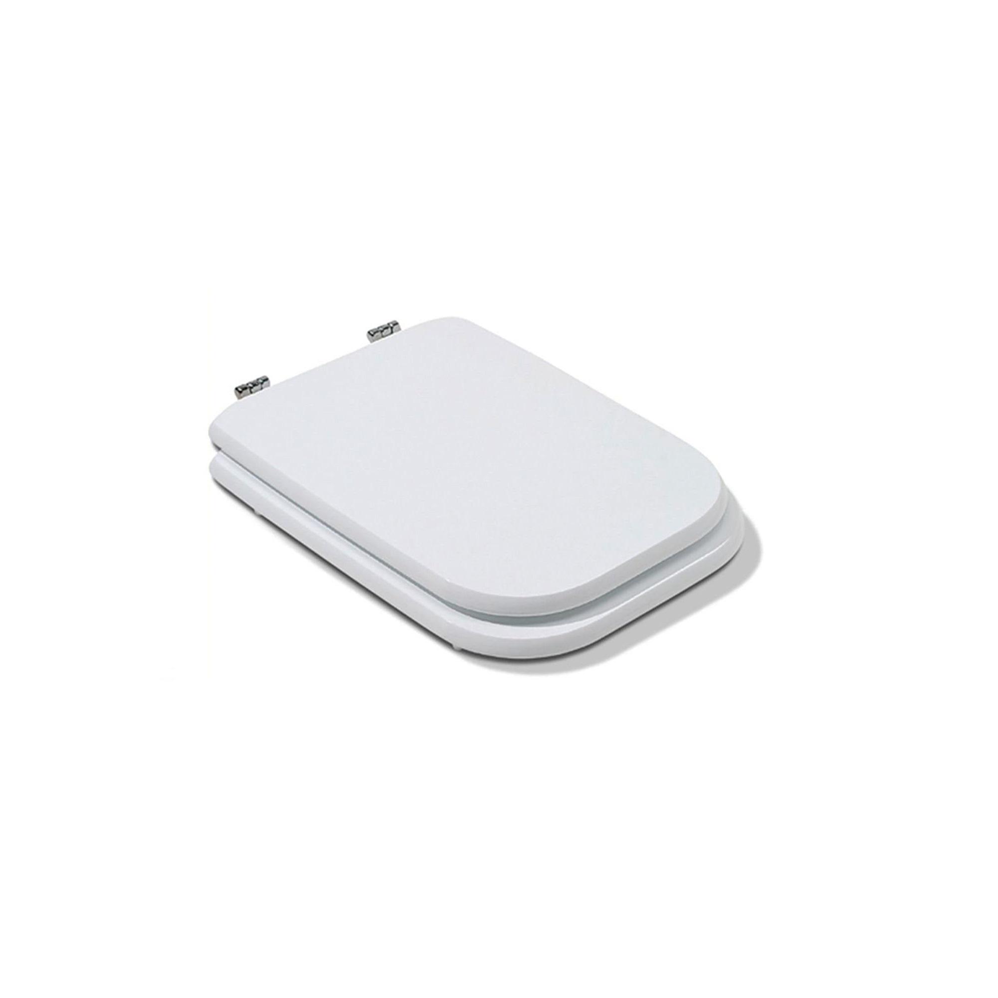 Ideal Standard Sedile Conca.Sedile Compatibile Conca Bianco Ideal Standard Legno Mdf Con Cerniere